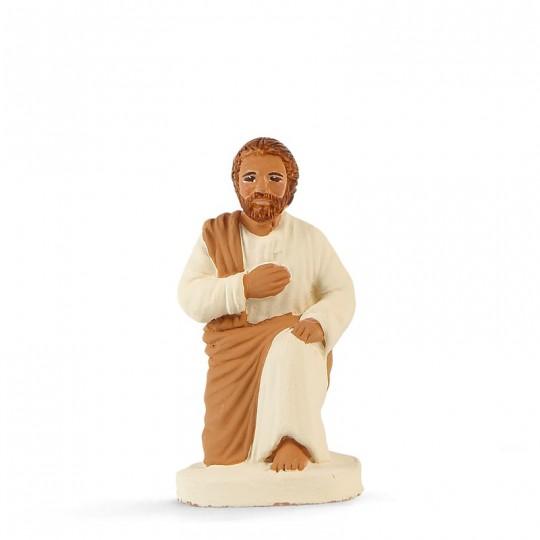 Joseph à genoux
