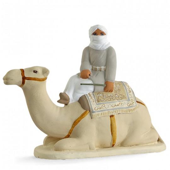 Chamelier sur son chameau