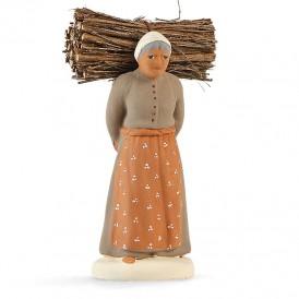 Femme au fagot