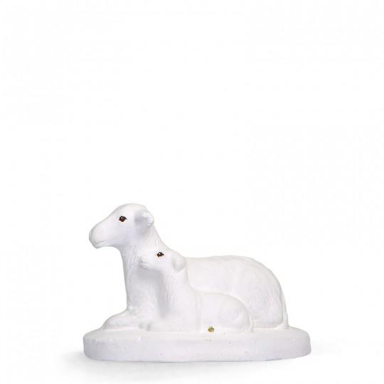 Brebie et agneau