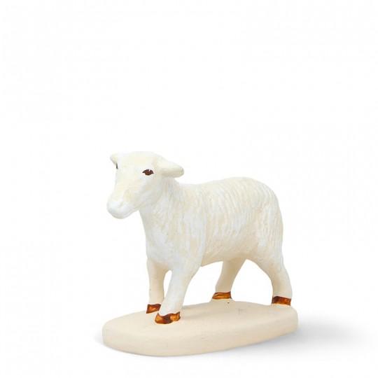 Mouton debout