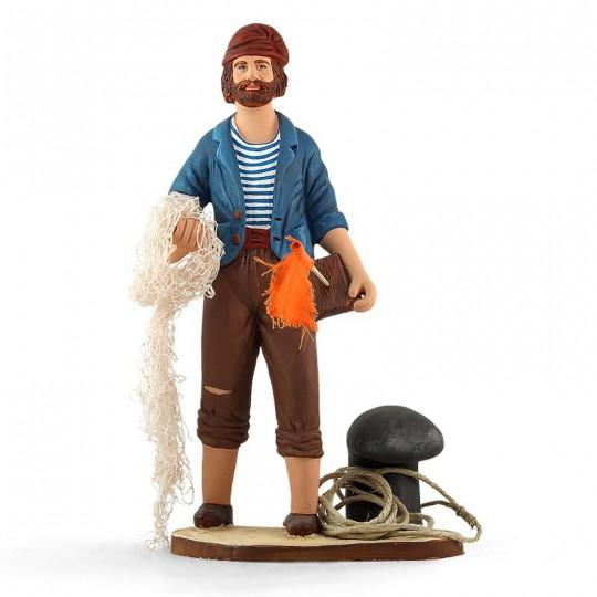 Pêcheur marseillais à la torpille