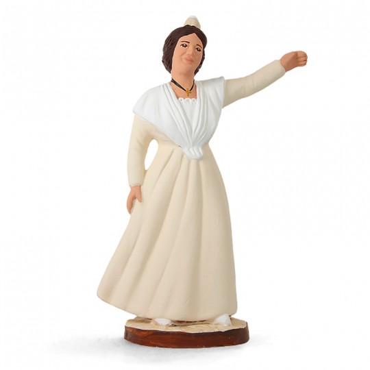 Danseuse de la St Jean début