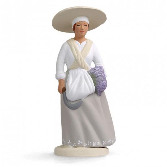 Femme à la lavande
