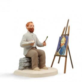 Vincent Van Gogh + Chevalet