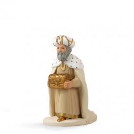 Roi Mage à genou Melchior