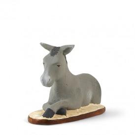 Santon de l'âne de la crèche