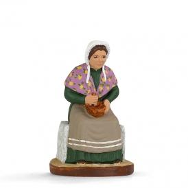 Femme à l'aïoli