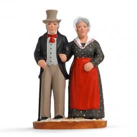 M. et Mme Jourdan anthracite